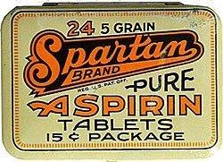 Vintage-Aspirin