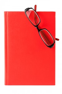 http://www.dreamstime.com/stock-photos-red-book-glasses-image24394203