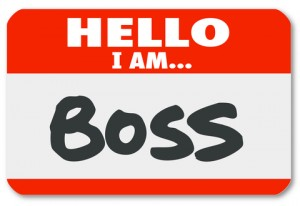 http://www.dreamstime.com/royalty-free-stock-photo-hello-i-boss-nametag-sticker-supervisor-authority-words-red-to-illustrate-management-director-other-superior-figure-image31478195