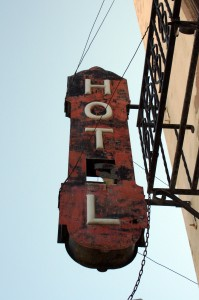http://www.dreamstime.com/stock-photos-old-hotel-sign-image4947363