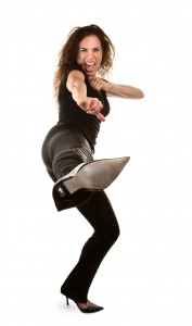 http://www.dreamstime.com/royalty-free-stock-photos-woman-kicking-image13841598