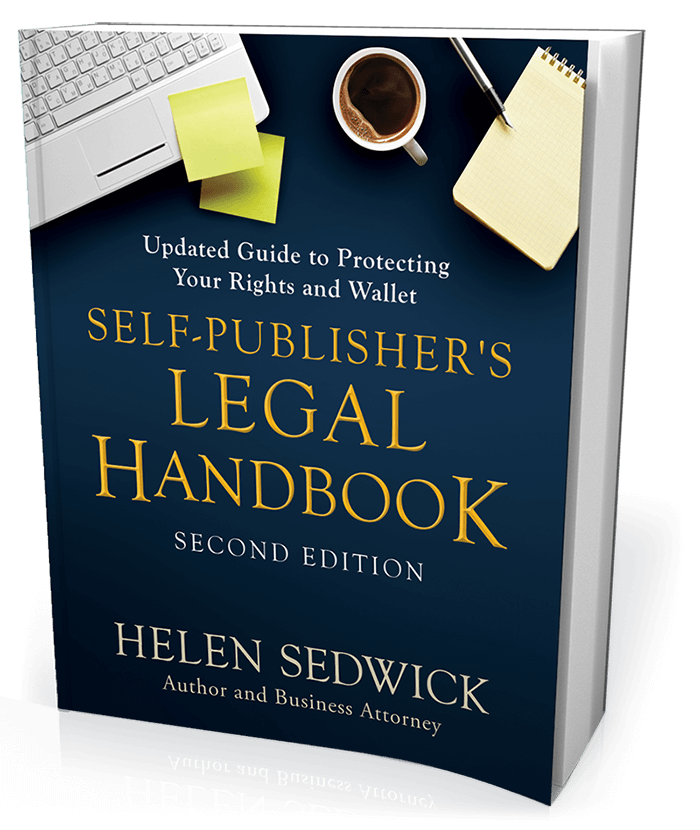 Self Publisher's Legal Handbook - Second Edition - by Helen Sedwick